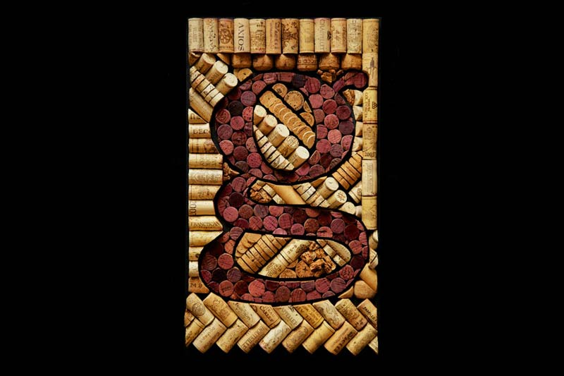 Gallery for Wine cork patterns