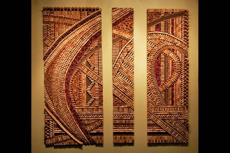 1000 images about cork art on pinterest wine cork art for Wine cork patterns